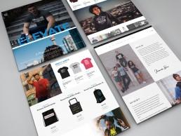 kurateo web services design