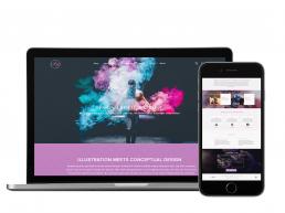 website creative example